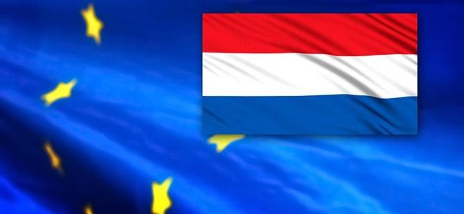AB Dönem Başkanlığı Hollanda'ya Geçiyor