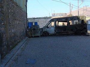 Dargeçit'te Yasak Kaldırılınca Tahribat Ortaya Çıktı