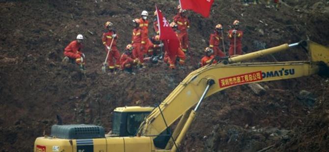 Çin'deki Heyelan: 11 Kişi Tutuklandı
