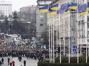 Ukrayna'nın AB Yolculuğu