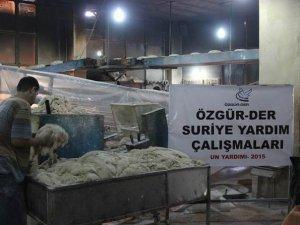 Un Kampanyasında 3 Tır Daha Suriye'ye Ulaştı (FOTO)