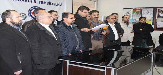 """""""Sur'daki Muhacirlere Ensar Olalım"""""""