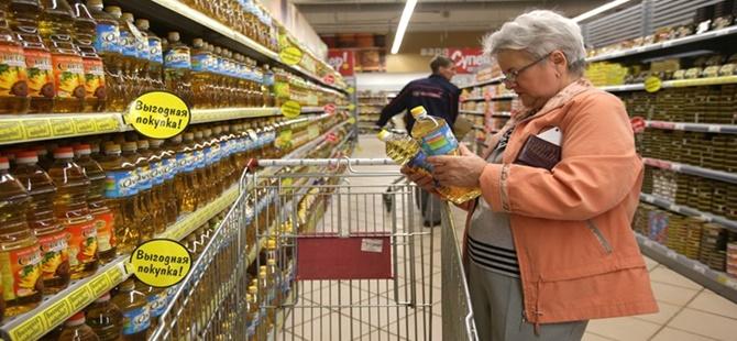 Ukrayna, Rusya'ya Gıda Ambargosu İlan Etti