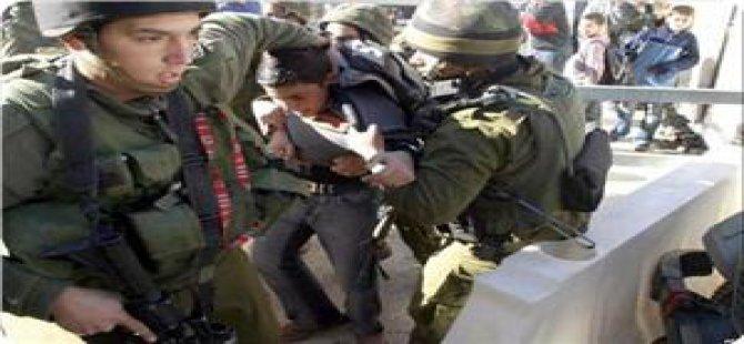 İşgal Altındaki Kudüs'te 2260 Kişi Tutuklandı