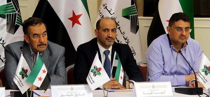 Suriyeli Muhalifler Çarşamba Günü Karar Verecek