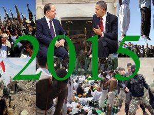 Rudaw Gözüyle 2015 Yılı Ortadoğu'sundan Öne Çıkan Kareler