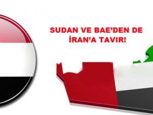 Sudan ve BAE'den de İran'a Tavır!