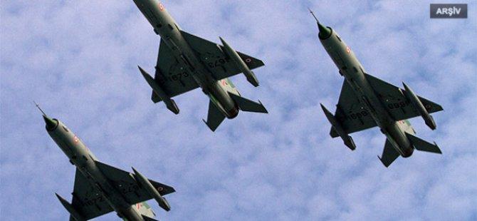 Libya'da Uçağın Düşme Nedeni Belli Oldu