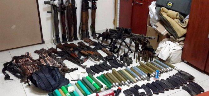 DBP'li Belediyeden PKK'ya Mühimmat Hizmeti