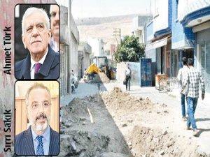 """""""Sakık ve Türk, Hendek Siyasetine Karşı Çıktı"""""""