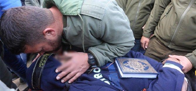 Siyonist İsrail 3 Filstinlinin Naaşını Teslim Etti