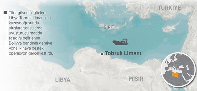 Türkiye Tonlarca Uyuşturucu Ele Geçirdi