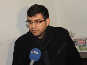 Murat Koç: Sur'daki Muhacirlere Yardım İnsani ve İslami Sorumluluktur