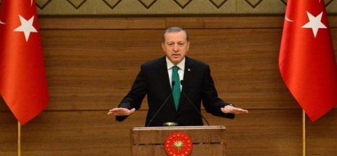 Cumhurbaşkanı Erdoğan'dan İran'a Tepki