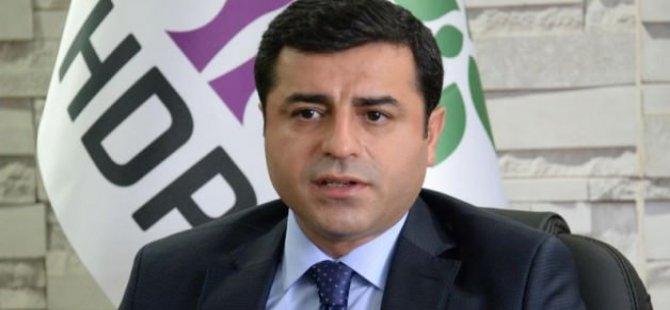 HDP Başkanı Demirtaş'tan Özerklik Çarkı