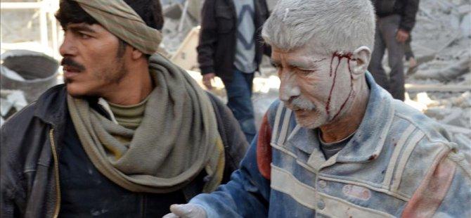 Esed Güçlerinden Doğu Guta'da Bir Katliam Daha