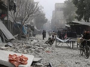 Rusya Yine Sivilleri Vurdu: 12 Kişi Hayatını Kaybetti!