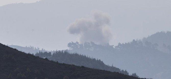 Esed Güçleri Burc El Kasab Tepesi'ni Ele Geçirdi