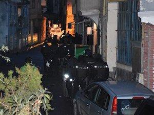 HDP Beyoğlu İlçe Başkanı Gözaltına Alındı