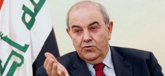 Irak Eski Başbakanı Allavi: ''Irak'ta Devlet Yok''