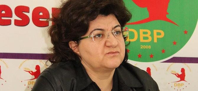 DBP Eş Genel Başkanı Ayna Hakkında Dava Açıldı