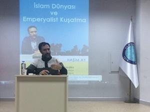"""""""İslam Dünyası ve Emperyalist Kuşatma"""""""