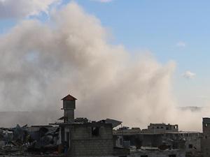 Rusya İdlib'e Saldırdı: Çoğunluğu Sivil, 47 Kişiyi Katletti!