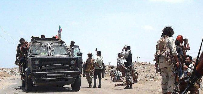 Yemen'in Taiz Kentindeki Çatışmada 20 Kişi Öldü