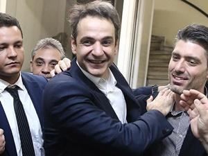 Yunanistan'ın Ana Muhalefet Partisinde Lider Değişimi
