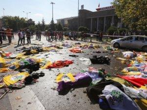Ankara'daki Tren Garı Saldırısında Yeni Gelişme