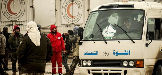 """BM: """"Esed Rejimi İnsanî Yardımları Engelliyor"""""""