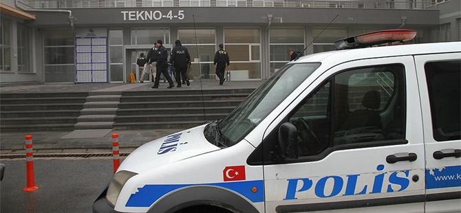 """Kayseri'de """"Paralel Yapı"""" Operasyonu"""