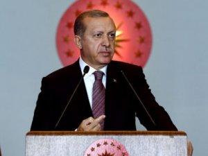 Erdoğan'dan PKK'ye Destek Çıkan 1100 Akademisyene Tepki