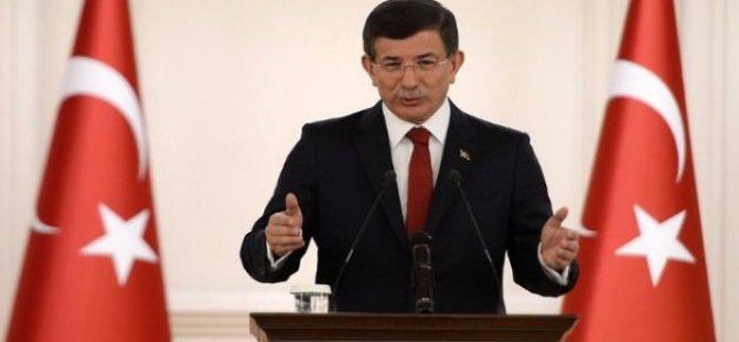 Davutoğlu: Sultanahmet Saldırganı IŞİD Üyesi