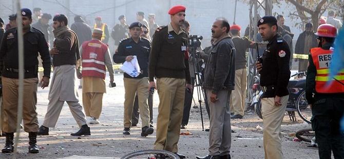 Pakistan'da Patlama: 14 Kişi Hayatını Kaybetti
