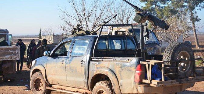 Direnişçiler Bigidin Köyünü IŞİD'ten Geri Aldı