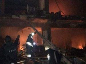 Çınar'da Emniyet Müdürlüğüne Bombalı Saldırı: 22 Yaralı Var!