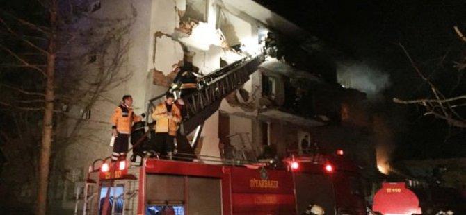 Diyarbakır'da 3 Ayrı Noktaya Eş Zamanlı Saldırı: 4 Ölü, 26 Yaralı!
