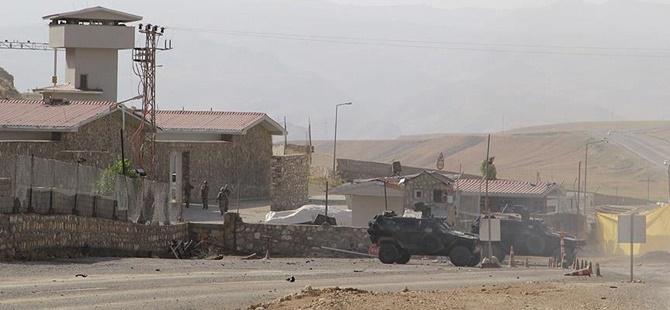 Mardin'in Midyat İlçesinde Karakola PKK Saldırısı!