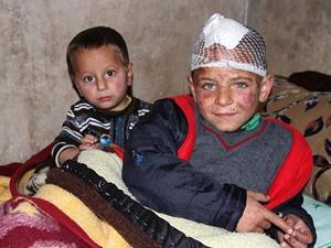 """""""Okula Gittiğimizde Çocukların Etrafa Saçılmış Cesetlerini Gördük"""""""