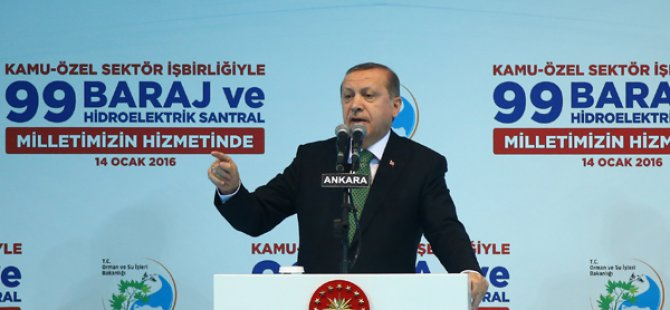 Cumhurbaşkanı Erdoğan'dan Cumhuriyet'e 'Sultanahmet' eleştirisi