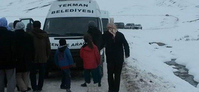 PKK'nin Dağa Çıkardığı Çocuk Van'da Öldü