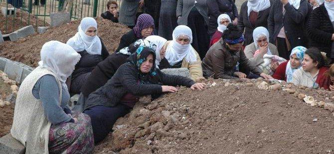 PKK Tarafından Katledilen Aile Toprağa Verildi