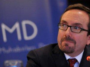 ABD Büyükelçisinden PYD Açıklaması