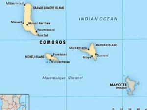Komor Adaları da İran'la Diplomatik İlişkilerini Kesti