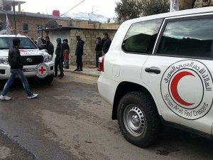 'BM Yetkilileri Madaya'da Açlıktan Ölenleri Gördü'