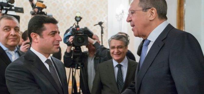 Rusya-PKK Pazarlığı Deşifre Oldu
