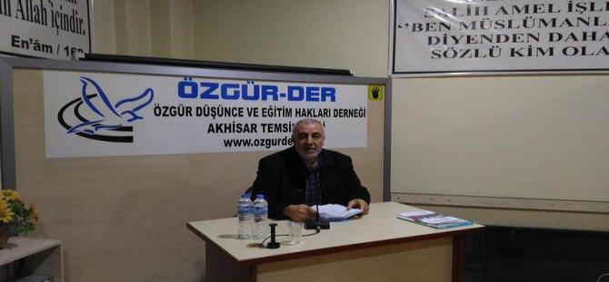'İslamcılık ve Mücadele Sorumluluğumuz''