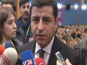 Demirtaş'a Göre Çınar'da AK Parti PKK'dan Daha Suçlu!