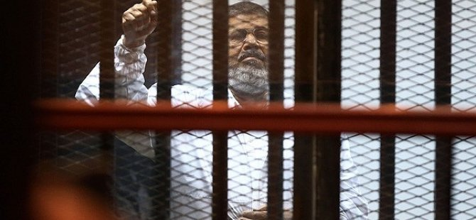 Mısır Devrim Konseyi: Mursi'nin Sağlık Durumundan Endişeliyiz